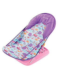 Deluxe Baby Bather by Summer Infant in Pink/purple