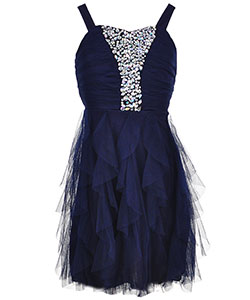 Speechless Big Girls' Dress (Sizes 7 – 16) - CookiesKids.com