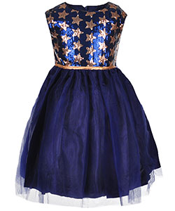 Dorissa Little Girls' Dress (Sizes 4 – 6X) - CookiesKids.com