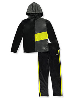 Hind 2-Piece Performance Sweatsuit Pants Set Outfit by Star Ride in Multi
