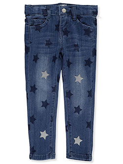 Star Glam Denim Jeans by Freestyle Revolution in Denim blue