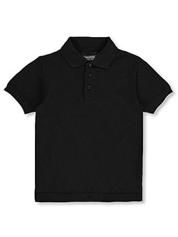 Adult Unisex S/S Pique Polo by Universal in black, blue, yellow and more - $24.00