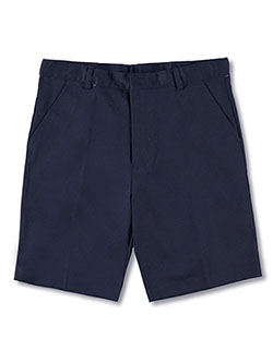 Universal Little Boys' Toddler Basic Pleated Shorts (Sizes 2T - 4T) - CookiesKids.com