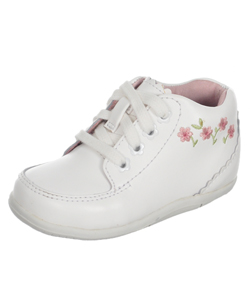 "Stride Rite Baby Girls' ""Baby's Breath"" Lace-Up Sneaker Booties - CookiesKids.com"