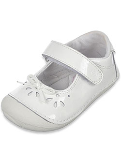 Girls' Mary Janes by Stride Rite in White