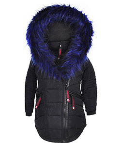 Canada Weather Gear Little Girls' Jacket (Sizes 4 – 6X) - CookiesKids.com