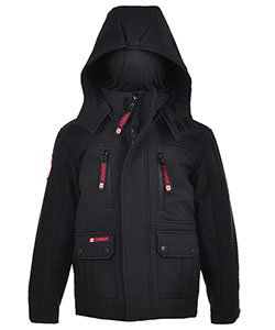 Canada Weather Gear Big Boys' 3-in-1 Systems Jacket (Sizes 8 – 20) - CookiesKids.com