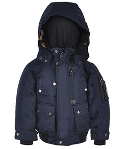 Diesel Little Boys' Insulated Jacket (Sizes 4 – 7) - CookiesKids.com