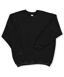 Adult Unisex Sweatshirt by Tato in Black - $9.99