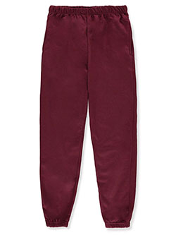 Boys' Joggers by Sammiks in burgundy, gray, green and navy