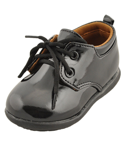 Tendertoes Patent Leather Oxford Dress Shoes (Infant Boys Sizes 2 – 6) - CookiesKids.com