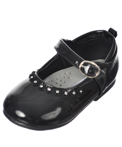 Tendertoes Bejeweled Mary Jane Shoes (Infant Girls Sizes 2 – 6) - CookiesKids.com