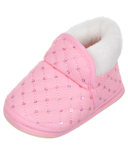 "Tendertoes Baby Girls' ""Prism"" Booties - CookiesKids.com"