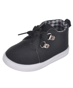 "Tendertoes Baby Boys' ""Midnight"" Sneaker Booties - CookiesKids.com"