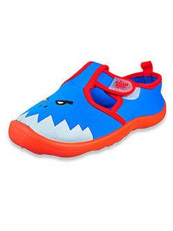 Boys' Shark Water Shoes by Aquakids in Blue