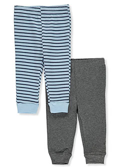 Baby Boys' 2-Pack Joggers by Funny Bunny in Multi