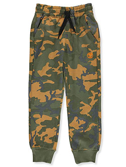 Boys' Camo Joggers by Timberland in Camo