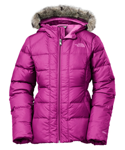 The North Face Girls' Youth Gotham Down Jacket (Sizes XXS – XS) - CookiesKids.com