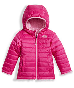 The North Face Little Girls' Toddler Reversible Mossbud Swirl Jacket (Sizes 2T – 4T) - CookiesKids.com