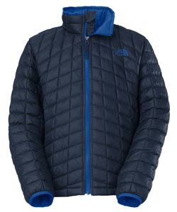 The North Face Big Boys' Thermoball Full Zip Jacket (Sizes 8 – 20) - CookiesKids.com