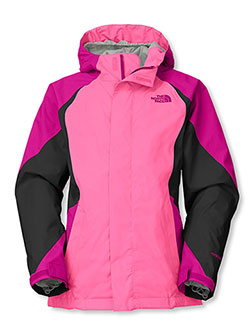 The North Face Big Girls' Kira Triclimate Jacket (Sizes 7 – 16) - CookiesKids.com