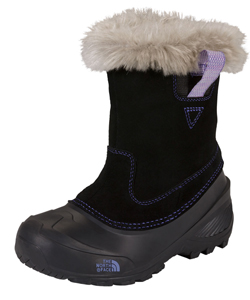 The North Face Girls' Shellista Pull-On II Boots (Youth Sizes 13 – 7) - CookiesKids.com