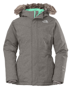 The North Face Big Girls' Greenland Down Parka (Sizes 7 – 16) - CookiesKids.com