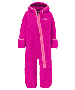The North Face Baby Girls' Chimborazo One-Piece - CookiesKids.com