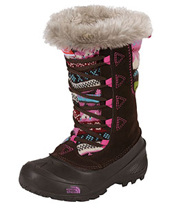 The North Face Girls' Shellista Lace Novelty II Boots (Youth Sizes 13 – 7) - CookiesKids.com