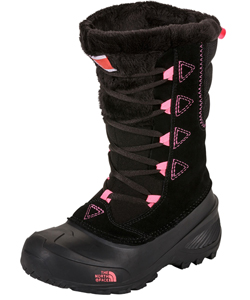 The North Face Girls' Shellista Lace II Boots (Youth Sizes 13 – 7) - CookiesKids.com