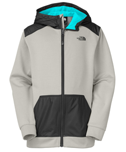 The North Face Big Boys' Ridge Track Hoodie (Sizes 7 – 20) - CookiesKids.com