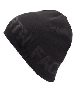 The North Face Men's Reversible TNF Banner Beanie (One Size) - CookiesKids.com