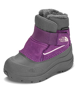 The North Face Little Girls' Toddler Alpenglow Winter Boot (Toddler Sizes 6 – 9) - CookiesKids.com
