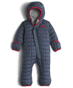 The North Face Baby Boys' Thermoball Bunting - CookiesKids.com
