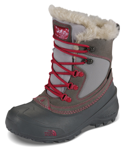 The North Face Girls' Shellista Extreme Boots (Youth Sizes 1 – 7) - CookiesKids.com