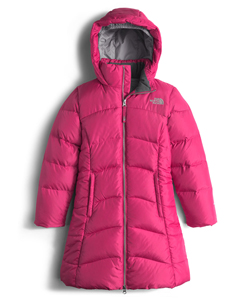 The North Face Girls' Youth Elisa Down Parka (Sizes XXS – XS) - CookiesKids.com