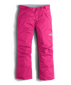 The North Face Big Girls' Freedom Insulated Snowpants (Sizes 7 – 16) - CookiesKids.com