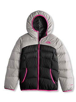 The North Face Big Girls' Reversible Moondoggy Jacket (Sizes 7 – 16) - CookiesKids.com