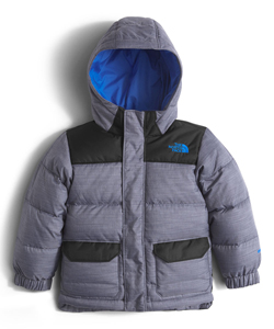 The North Face Little Boys' Harlan Down Parka (Sizes 4 – 7) - CookiesKids.com