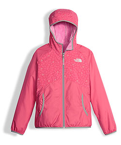 The North Face Big Girls' Reversible Breezeway Wind Jacket (Sizes S – XL) - CookiesKids.com