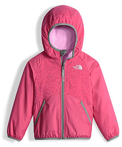 The North Face Little Girls' Reversible Breezeway Wind Jacket (Sizes 4 – 6X) - CookiesKids.com
