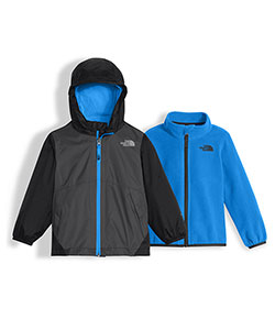 The North Face Little Boys' Toddler Stormy Rain Triclimate Jacket (Sizes 2T – 4T) - CookiesKids.com