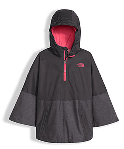 The North Face Big Girls' Camille Rain Poncho (Sizes S – XL) - CookiesKids.com