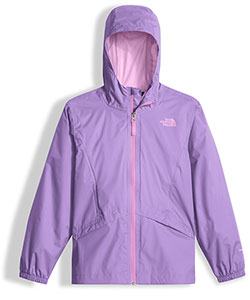 The North Face Big Girls' Zipline Rain Jacket (Sizes S – XL) - CookiesKids.com