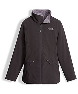 The North Face Big Girls' Reversible Mossbud Swirl Jacket (Sizes S – XL) - CookiesKids.com