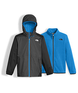 The North Face Big Boys' Stormy Rain Triclimate Jacket (Sizes S – XL) - CookiesKids.com