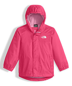 The North Face Little Girls' Toddler Tailout Rain Jacket (Sizes 2T – 4T) - CookiesKids.com