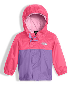 The North Face Baby Girls' Tailout Rain Jacket - CookiesKids.com