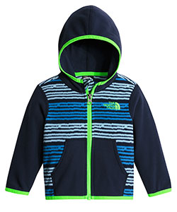 The North Face Baby Boys' Glacier Full Zip Hoodie - CookiesKids.com
