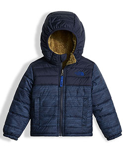 The North Face Little Boys' Toddler Reversible Mount Chimborazo Hoodie (Sizes 2T – 4T) - CookiesKids.com